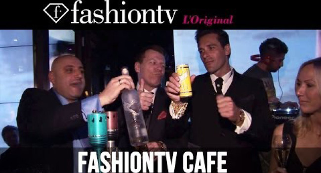 Friday Luxury Fever FashionTV Cafe Vienna