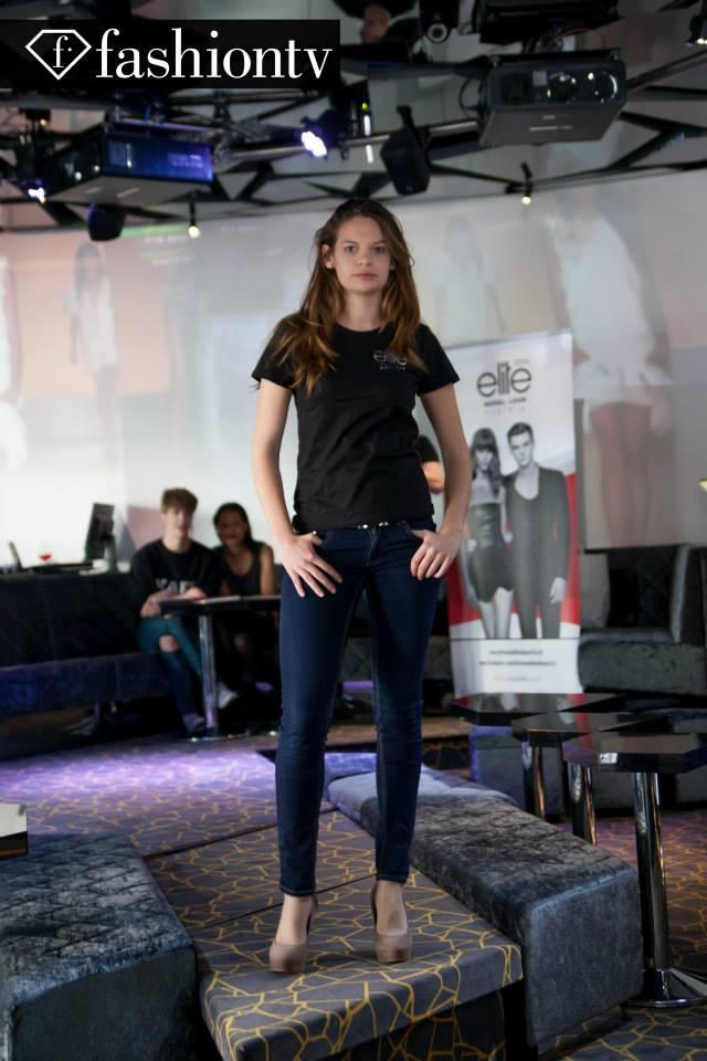 Elite Model Look Casting at FashionTV Café – Photos