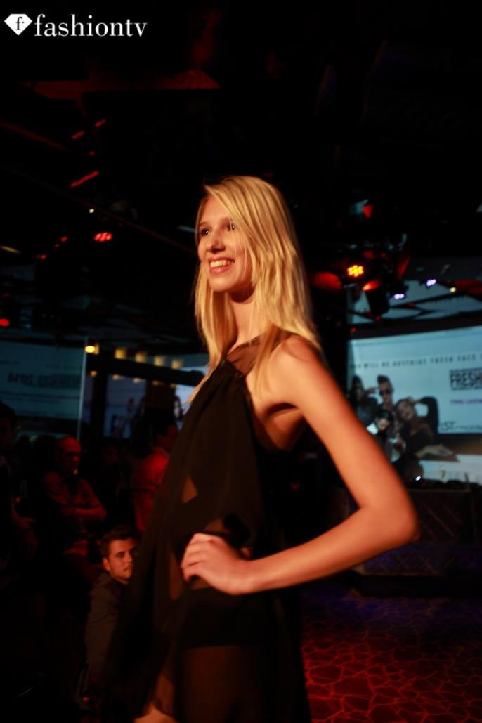 Fresh Faces Finale Austria 2014 at FashionTV Café