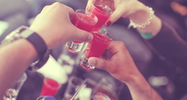 Hot Summer Night Party