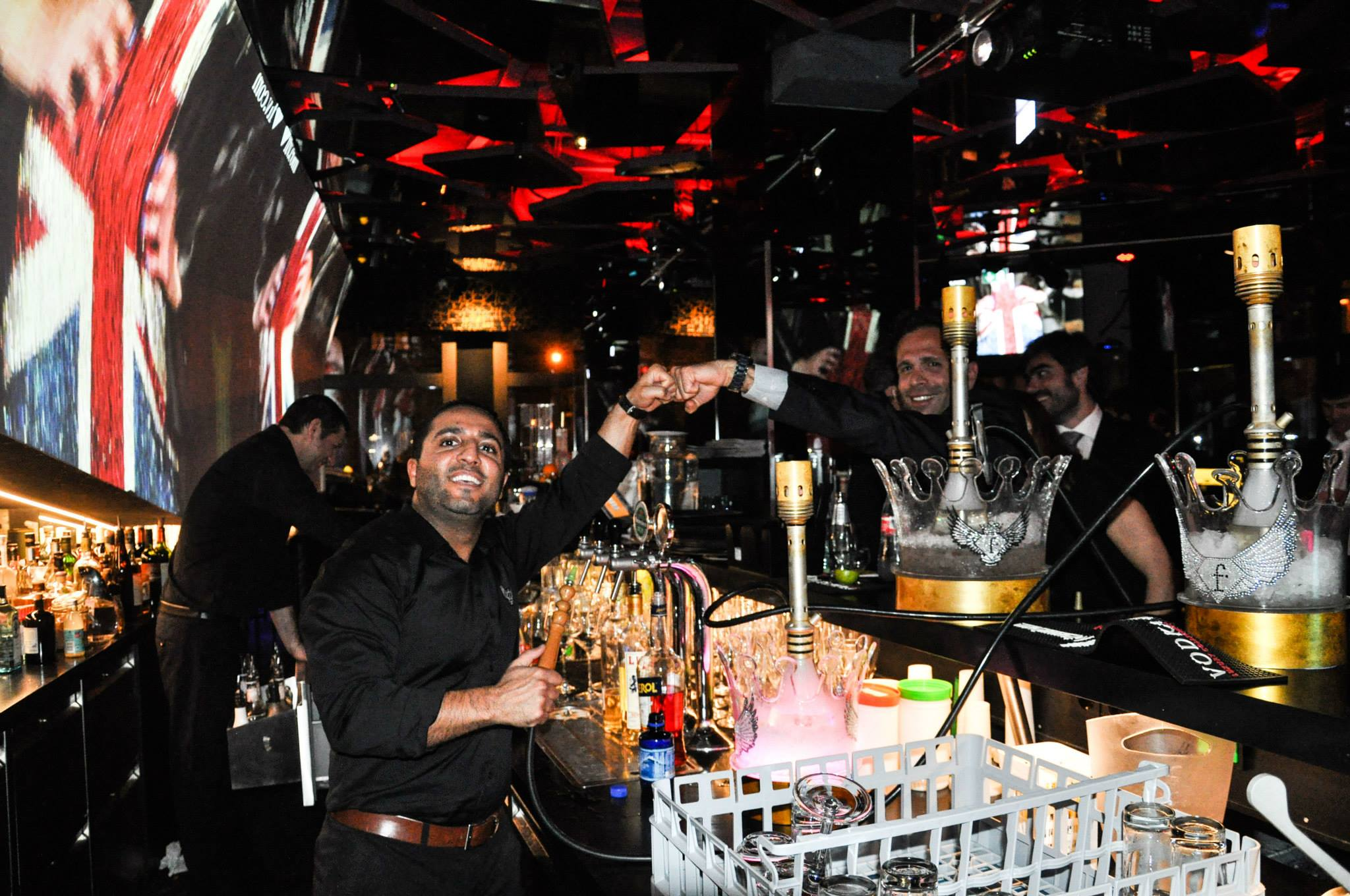 After Work Drinks 15.4.2015