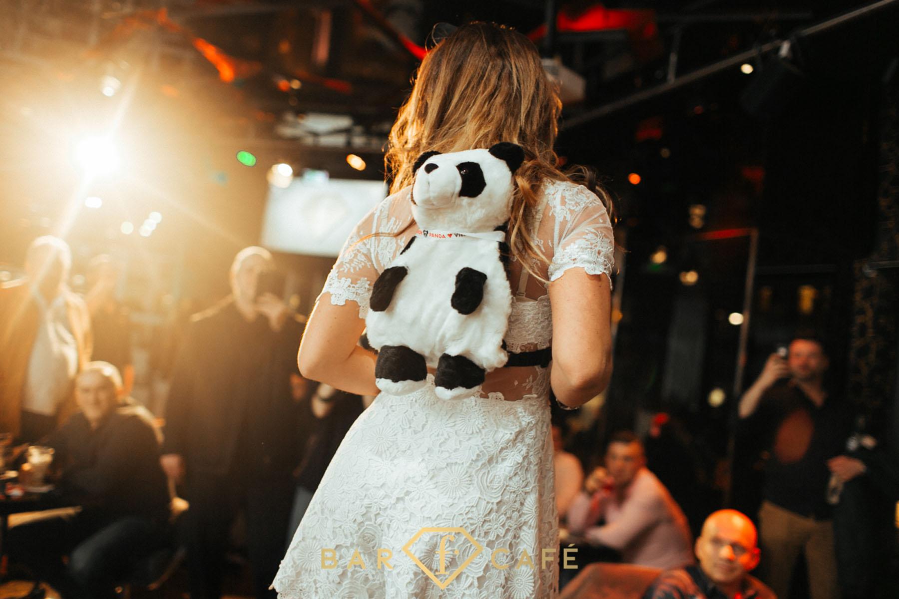 Fashion Panda Party